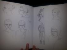 4 Odille Sketch