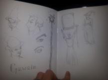 6 Gawain Sketch