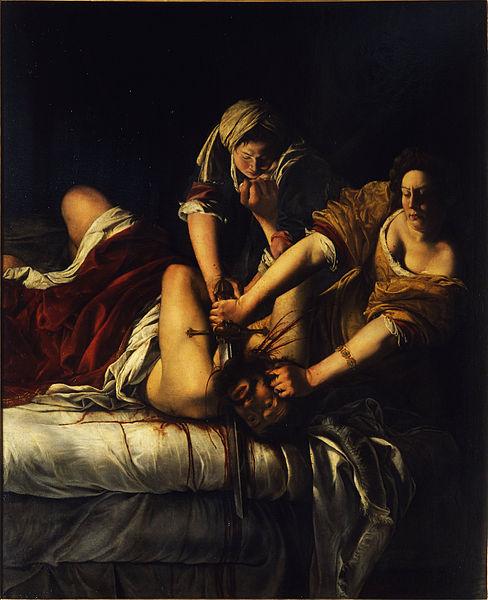 488px-Artemisia_Gentileschi_-_Giuditta_decapita_Oloferne_-_Google_Art_Project